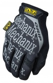 Перчатки Mechanix Original GRIP-BLACK, размер M (США)