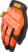 Перчатки Mechanix Original-ORANGE, размер L (США)