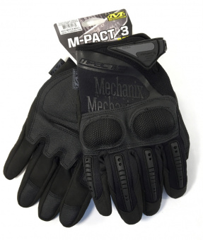 Перчатки Mechanix M-PACT-NER/NER, размер XL (США) Фото 4