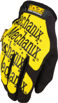 Перчатки Mechanix Original-YELLOW, размер M (США)