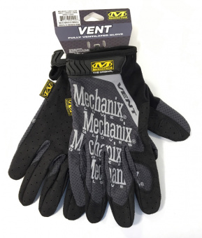 Перчатки Mechanix Original-VENT GREY, размер XL (США)