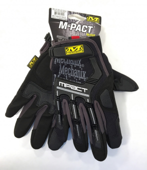 Перчатки Mechanix M-PACT-NER/GRI, размер M (США) Фото 4