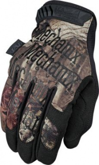 Перчатки Mechanix Original-MOSSY OAK CAM, размер L (США)